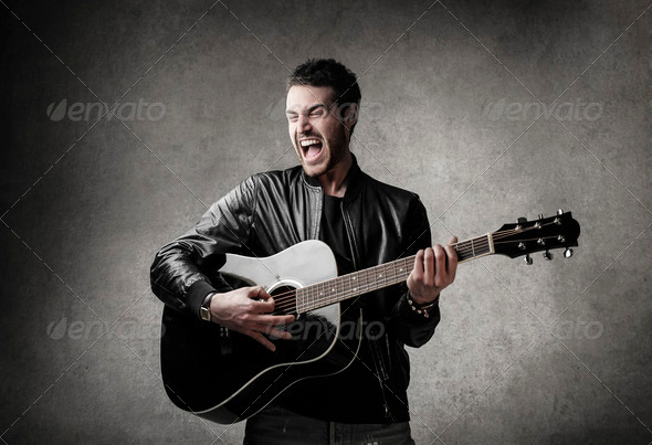 acoustic - Stock Photo - Images