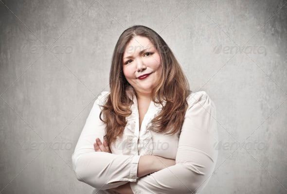 ironic expression - Stock Photo - Images