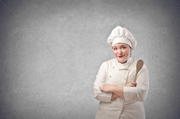 head chef - Stock Photo - Images