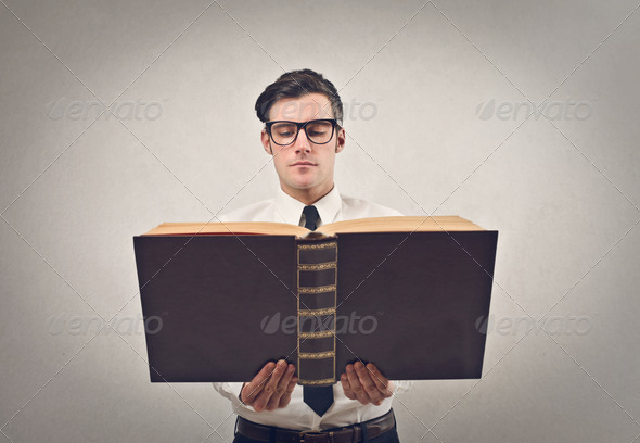 big book - Stock Photo - Images
