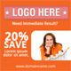 Web Banners Set VOL-01 - GraphicRiver Item for Sale