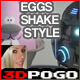 Easter Eggs Shake Style - VideoHive Item for Sale