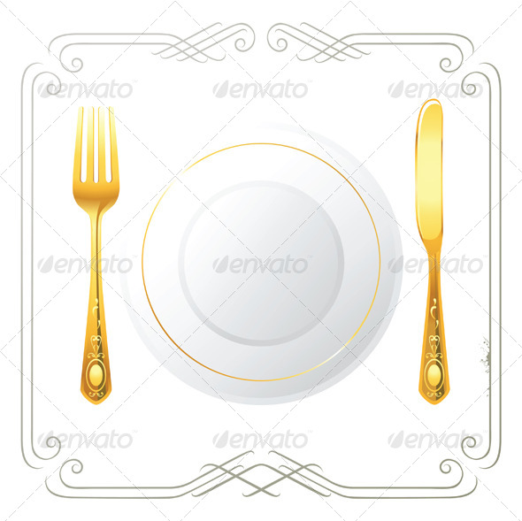GraphicRiver Place Setting 4340970