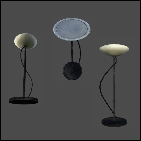 Ceiling Lamp - 3DOcean Item for Sale