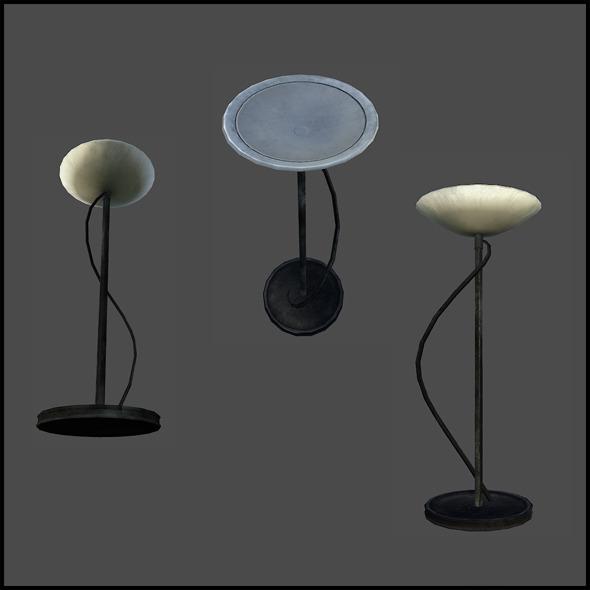 3DOcean Ceiling Lamp 4341326