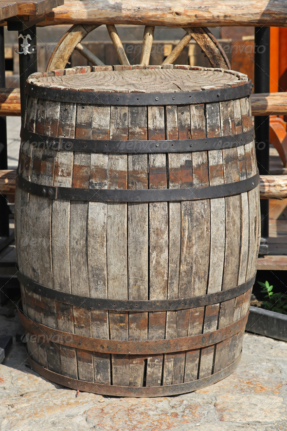 Barrel - Stock Photo - Images