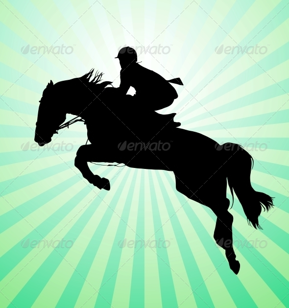 GraphicRiver Horseman 4342109