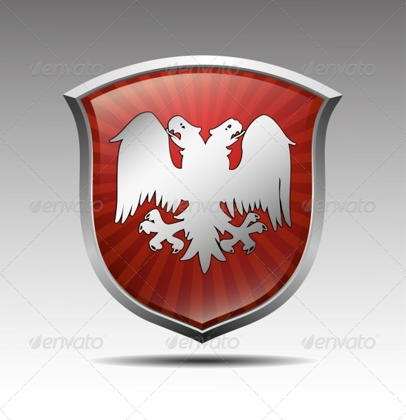 GraphicRiver Arms in an Eagle 4342235