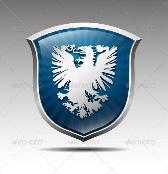 GraphicRiver Arms in an Eagle 4342281