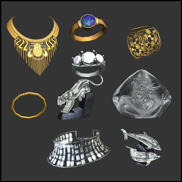 3DOcean Jewelry 4342689