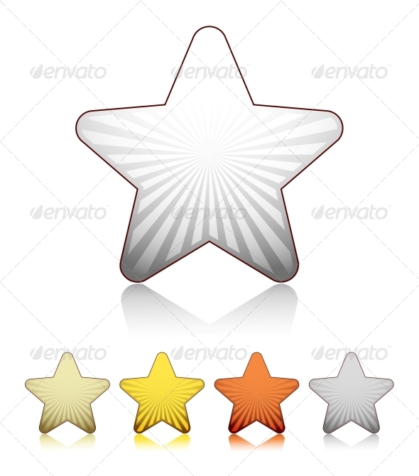 GraphicRiver Rating Stars 4342691