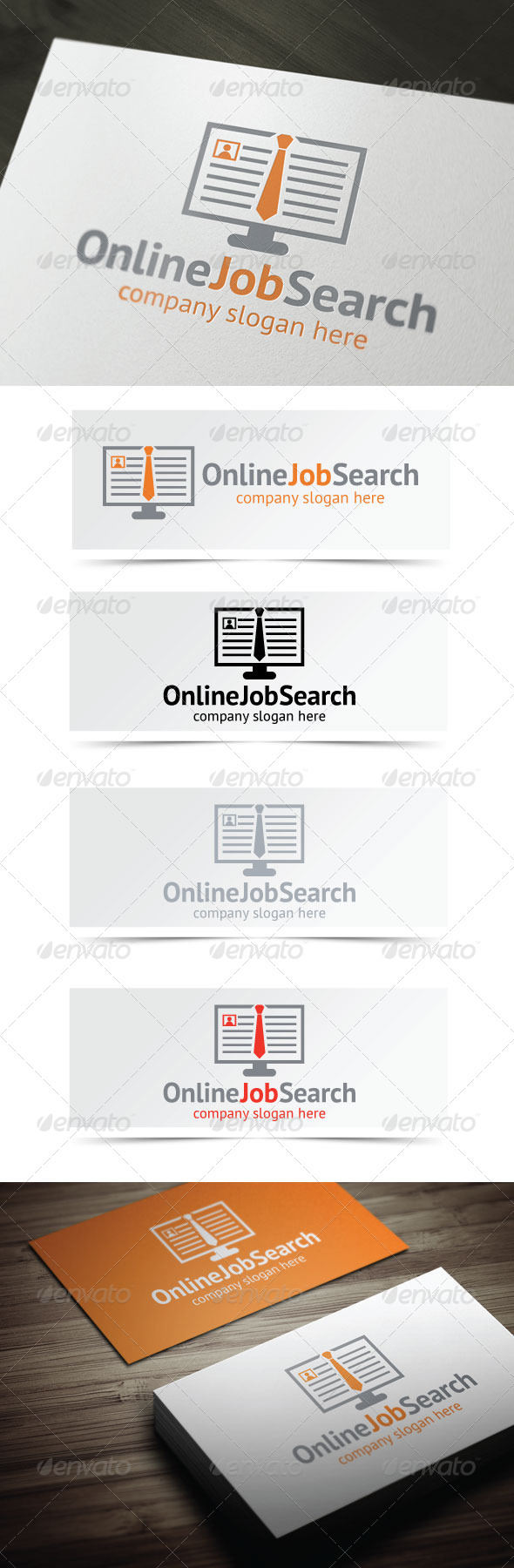 GraphicRiver Online Job Search 4342836
