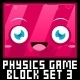 Physics Game Block Set 3 - GraphicRiver Item for Sale