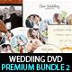 Wedding DVD Premium Bundle - 2 - GraphicRiver Item for Sale