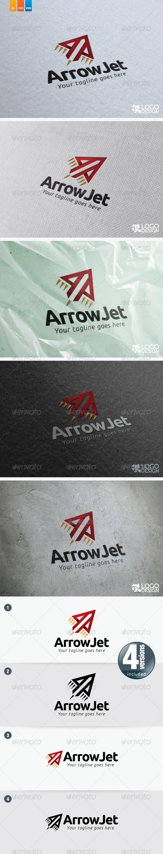 ArrowJet - Symbols Logo Templates