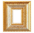 Vintage gold wood frame - PhotoDune Item for Sale