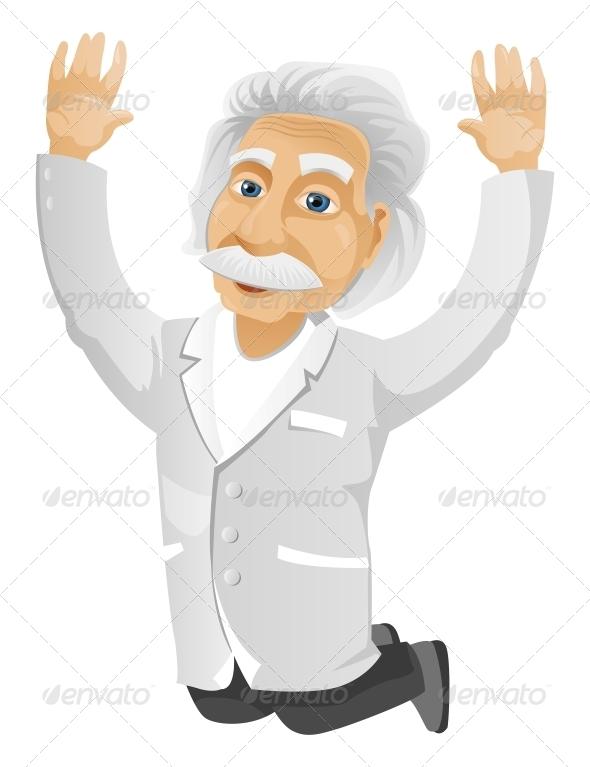 GraphicRiver Einstein 4348097