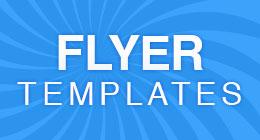 Best Seller Flyer Design Template