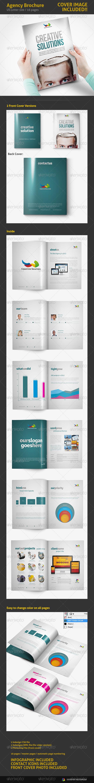 GraphicRiver Creative Agency Portfolio Proposal 4348767
