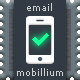 Mobillium - Responsive Email Newsletter - ThemeForest Item for Sale