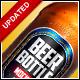 Beer Bottle Mock-Up V2 - GraphicRiver Item for Sale