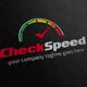 Check Speed Logo
