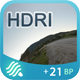HDRI: Mountain Route 2 - 3DOcean Item for Sale