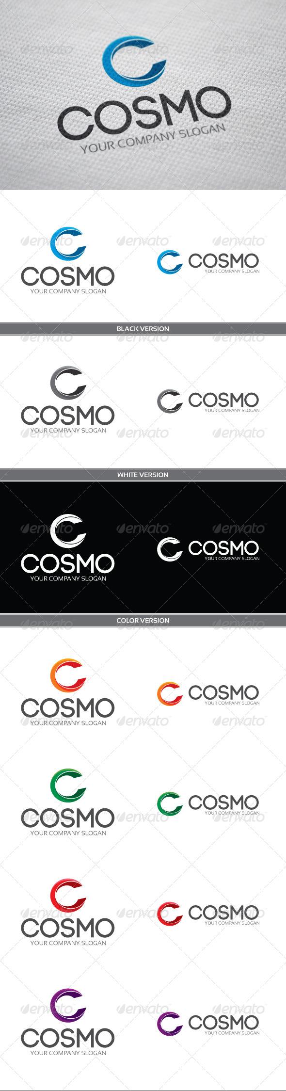 GraphicRiver Cosmo 4247808