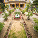 Buddhist temple and its green yard in Hoi An. - PhotoDune Item for Sale
