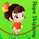Girl Rope Skipping - ActiveDen Item for Sale