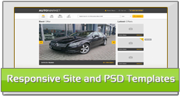 Responsive Site and PSD Templates