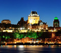 Quebec City at night - PhotoDune Item for Sale