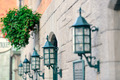 Quebec City street lamp - PhotoDune Item for Sale
