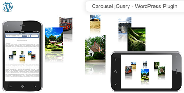 CodeCanyon Carousel v1 jQuery WP plugin 4355682