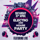 Electro And House Party Vol2 - GraphicRiver Item for Sale