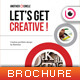 Multipurpose Circle Brochure - GraphicRiver Item for Sale