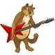 Download Vector Cartoon Character Beaver