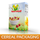 Cereal Packaging Mockup - GraphicRiver Item for Sale