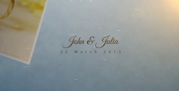 Wedding Family Gallery Slideshow