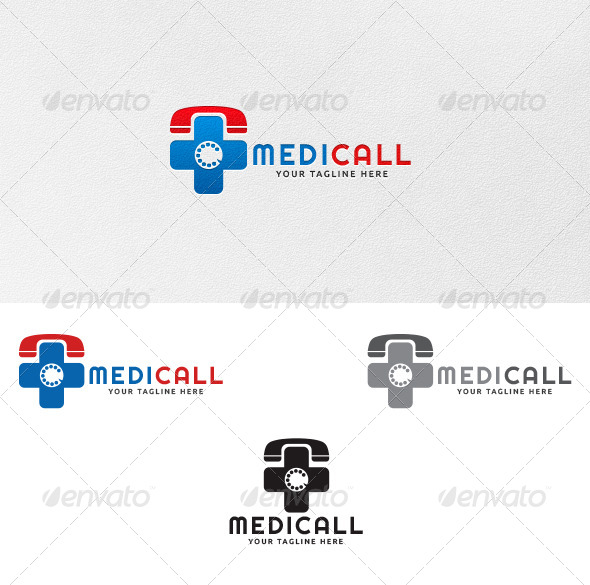 Medicall Logo Template