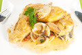 fish with seafood sauce.jpg - PhotoDune Item for Sale