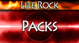 Lite Rock Packs