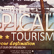 Tropical Tourism - Flyer - GraphicRiver Item for Sale