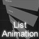 Android ListView Animations