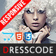 Dresscode – Responsive  OpenCart Theme  Free Download