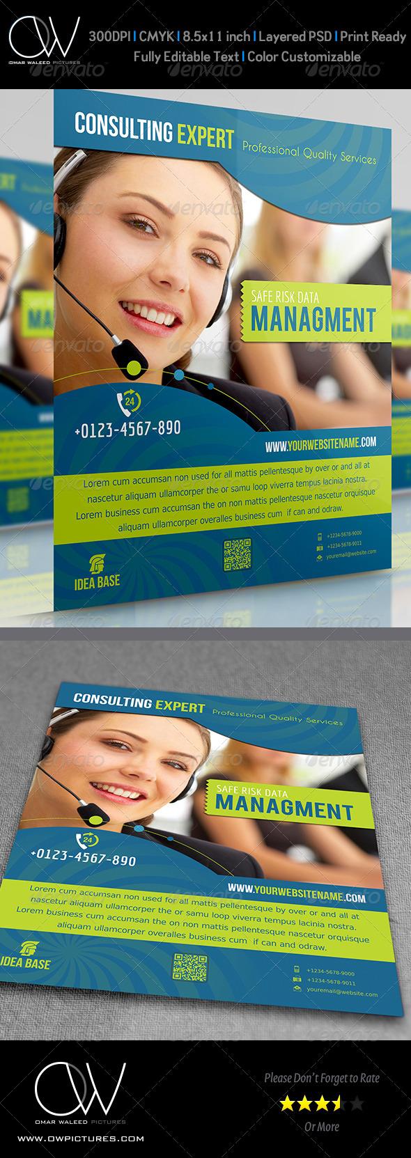 GraphicRiver Corporate Flyer Vol.2 3981239