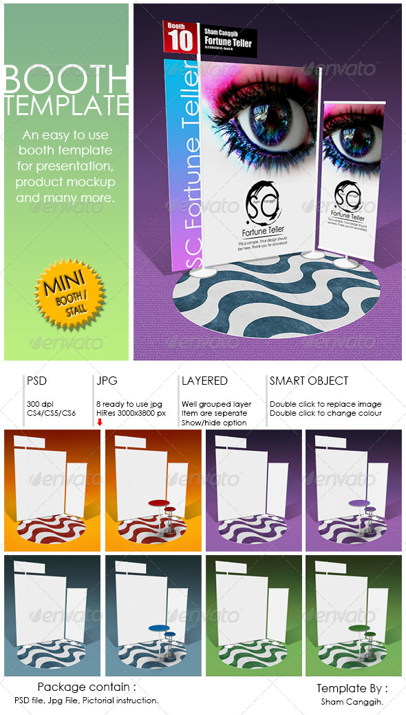 GraphicRiver Booth Template Part 5 4305825