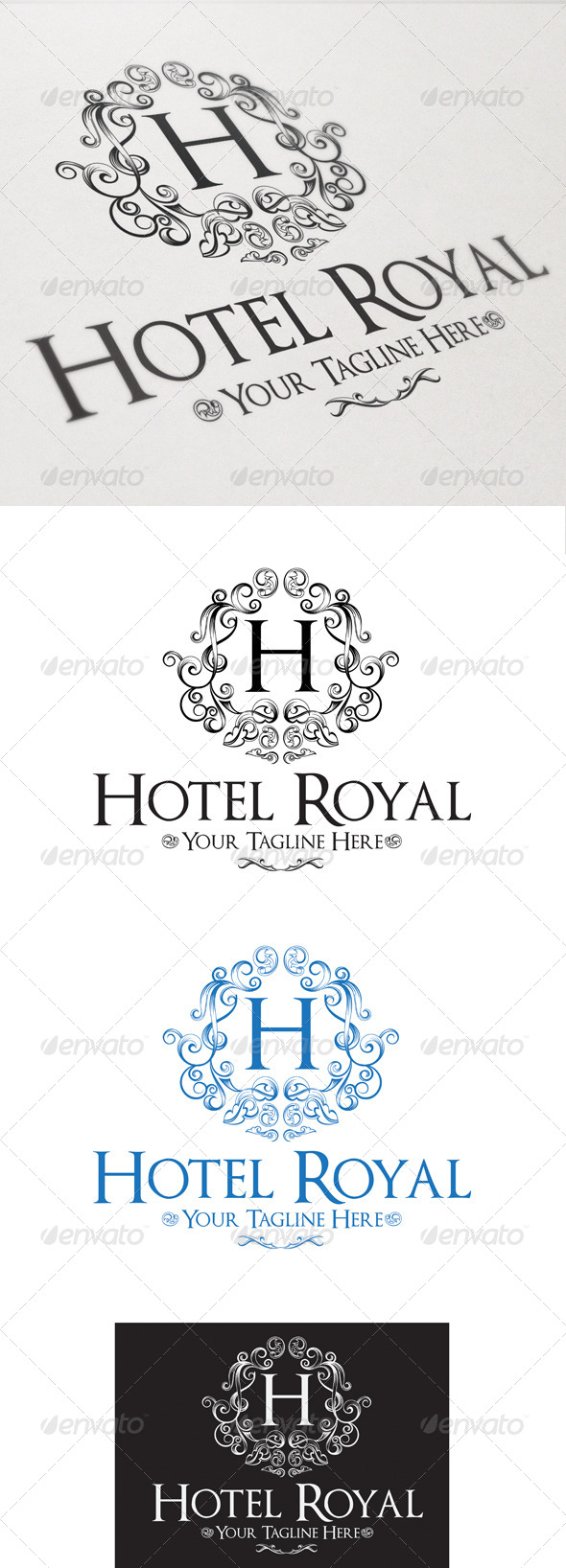 GraphicRiver Hotel Royal 4266456
