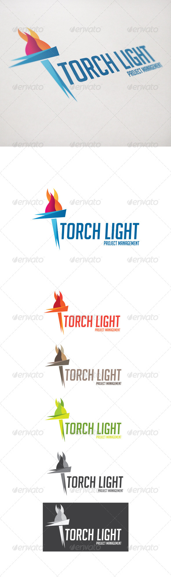 GraphicRiver Torch light 4362502