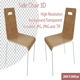 Side Chair 3D - GraphicRiver Item for Sale